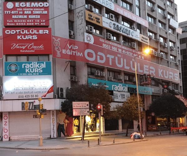 Odtülüler İzmir Dershane